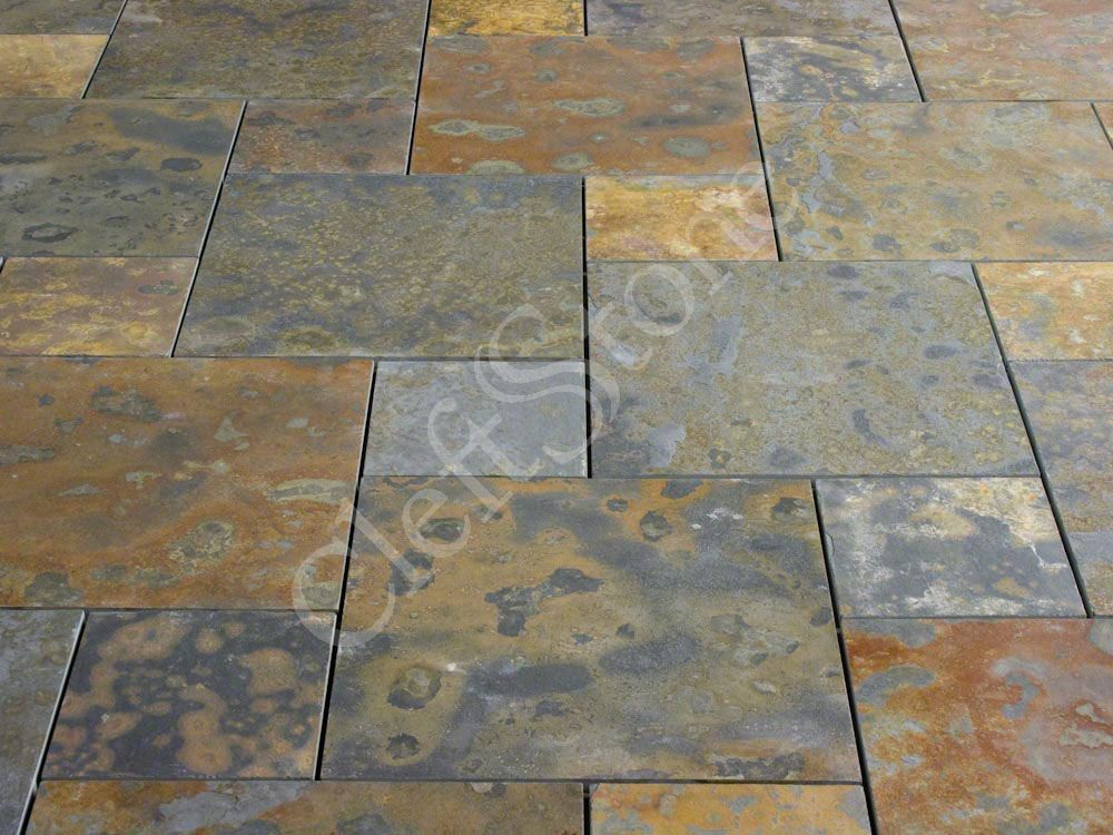 Textures finishes the cleftstone works for 12 inch floor tile
