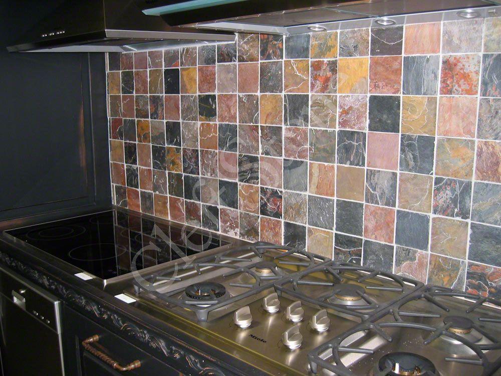 Calico Multicolor Slate